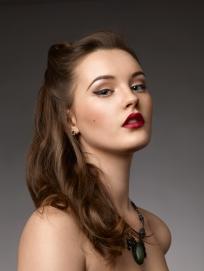 Photographer: David Neilands. Hair: Ella Hair Beauty. Model: Layla Leigh Brown