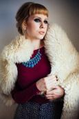 Photographer: Jon Sparkman. Model: Beth Mills